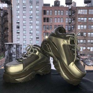 Buffalo boots platform shoe sneaker vintage